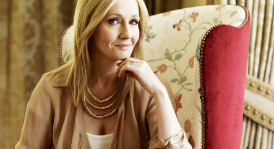 Picture of J.K. Rowling Portrait