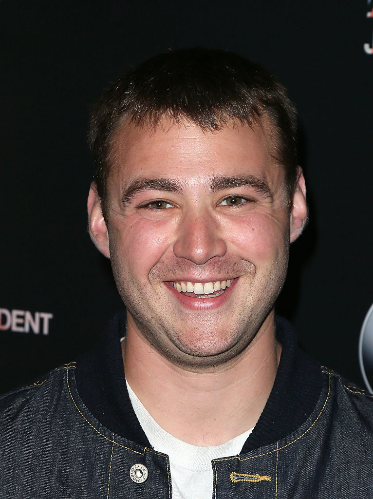 LOS ANGELES, CA - JUNE 13:  Actor Emory Cohen attends the 2015 Los Angeles Film Festival screening of