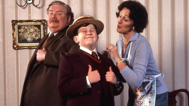 Picture of The Dursleys Harry Potter