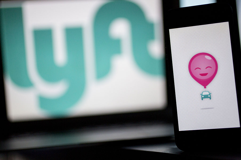 Lyft Gives Up Pink Mustaches To Challenge Uber In New York City
