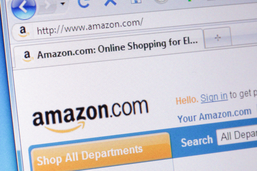 amazon.com homepage macro