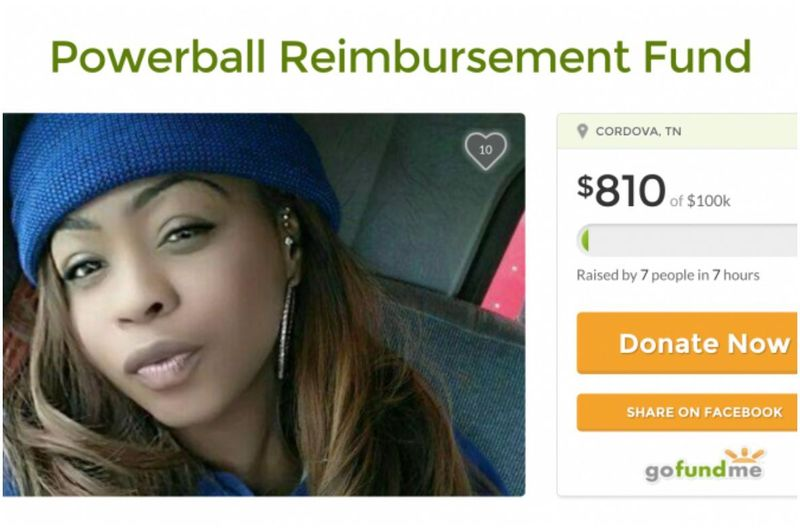 Screenshot of the now-deleted GoFundMe Page for Cinnamon Nicole_zpsamqq50tu