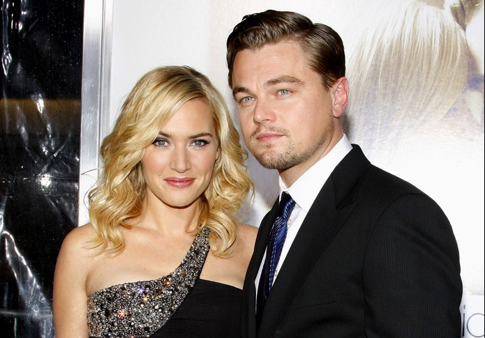 Picture of Leonardo DiCaprio and Kate Winslet