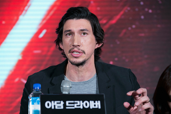 SEOUL, SOUTH KOREA - DECEMBER 09:  Actor Adam Driver attends the press conference for 'Star Wars: The Force Awakens' at the Conrad Hotel on December 9, 2015 in Seoul, South Korea. The film will open on December 17, in South Korea.  (Photo by Han Myung-Gu/WireImage)