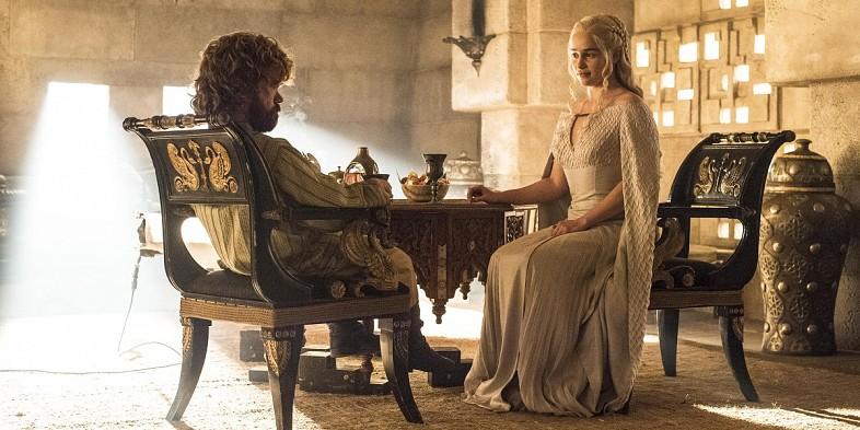 Peter-Dinklage-as-Tyrion-Emilia-Clarke-as-Daenerys-Game-of-Thrones-Season-5
