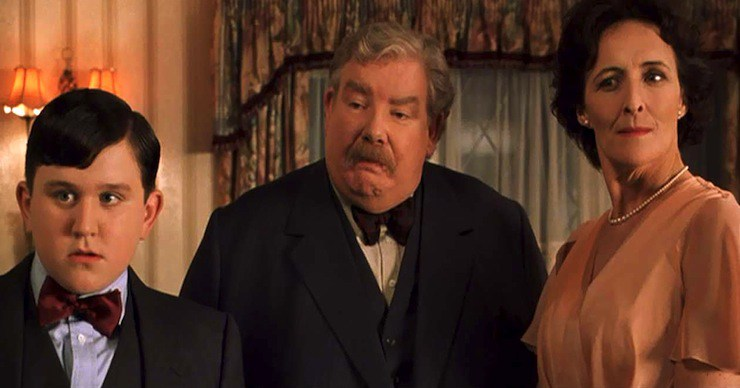 Picture of the Dursleys