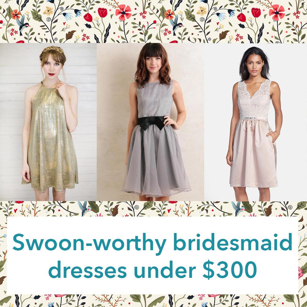 bridesmaidhead