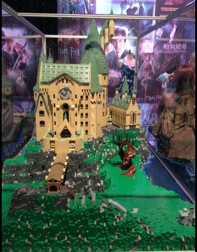 hogwarts lego