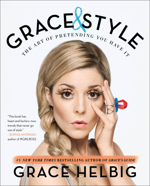 Grace Helbig jacket image