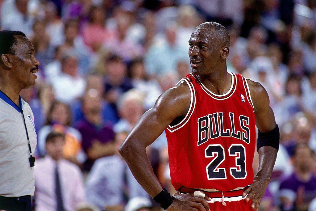 1993 NBA Finals Game 1:  Chicago Bulls vs. Phoenix Suns