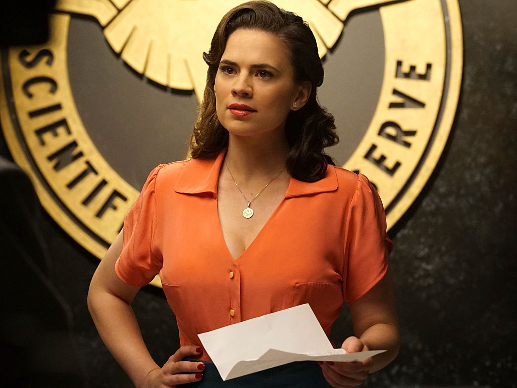 "ABC's ""Marvel's Agent Carter - Season Two"