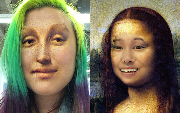 The Best Mona Lisa Face App PNG