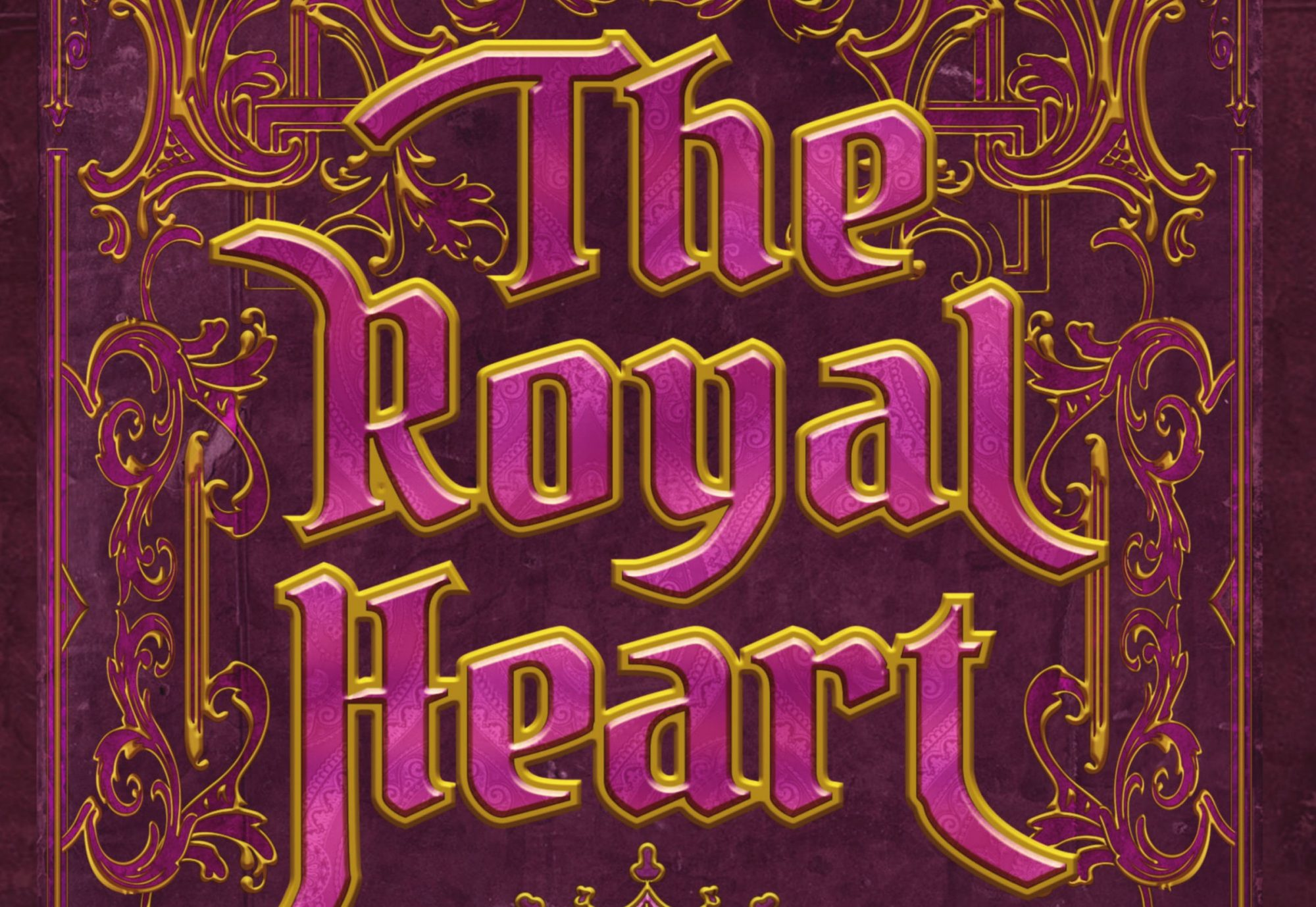 The Royal Heart Front Cover