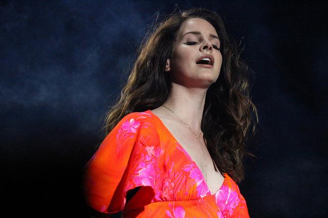 Lana Del Rey Coachella 2014