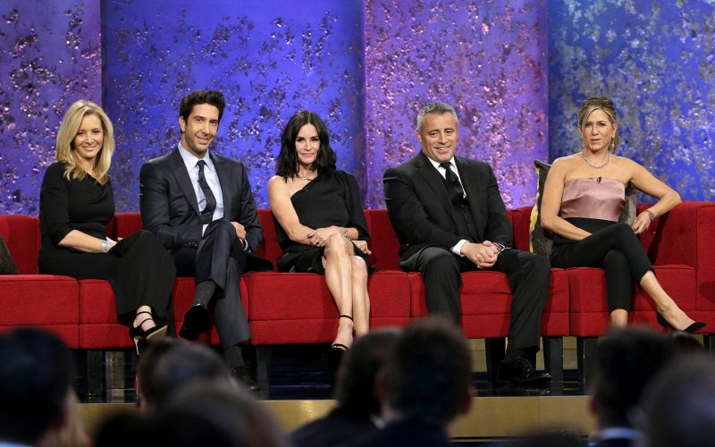 Picture of Friends Reunion