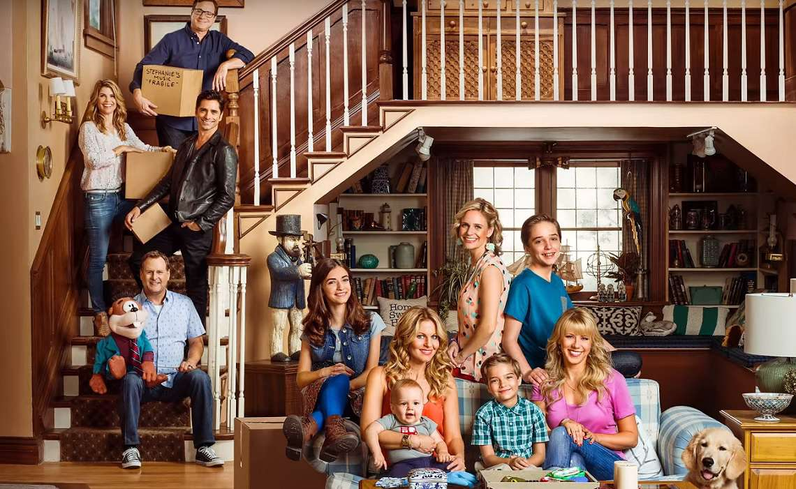 Picture of Fuller House Cast
