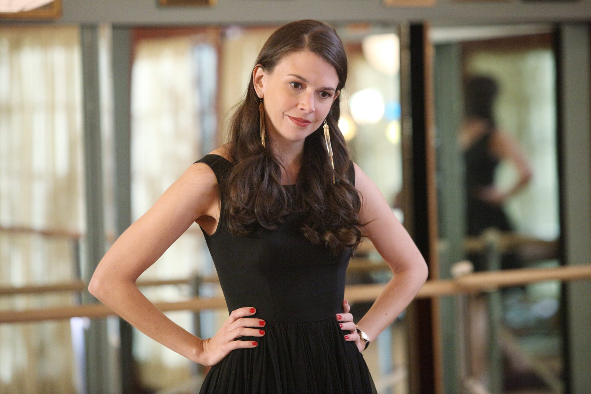 Picture of Sutton Foster in Bunheads