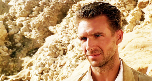 Picture of Ralph Fiennes in The English Patient