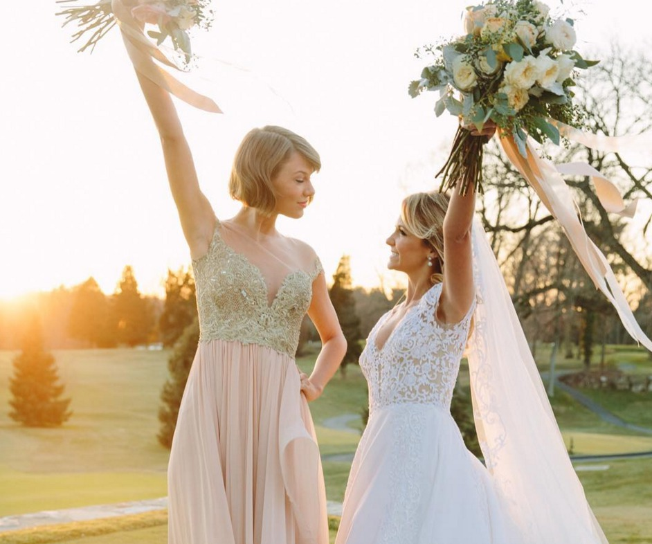 Picture of Taylor Swift Maid of Honor