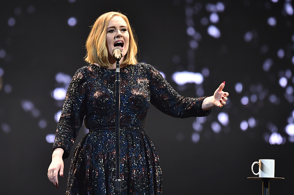 Adele social anxiety