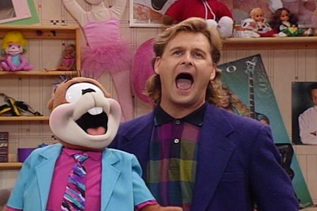 Picture of Uncle Joey and Woodchuck