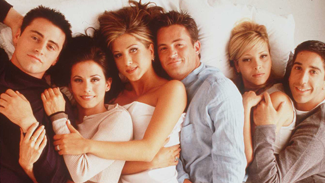 Picture of Friends Cast