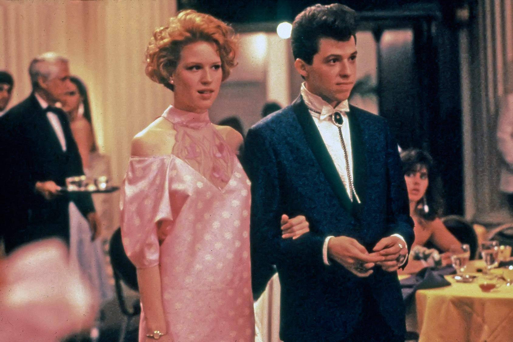 Picture of Pretty in Pink Prom Dress
