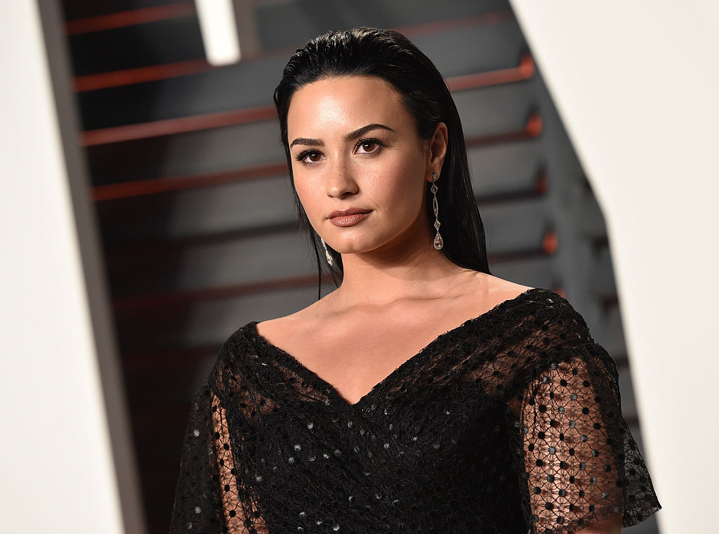 Demi Lovato Vanguard Award