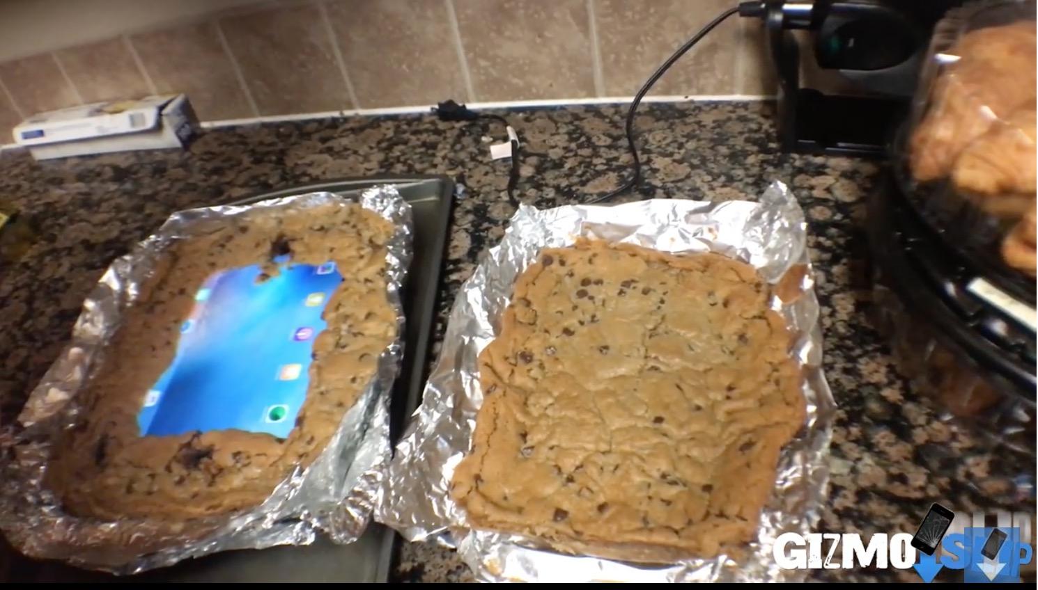 cookie ipad