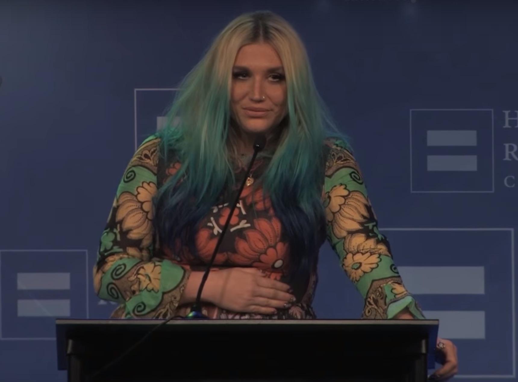 Kesha Human Rights Award