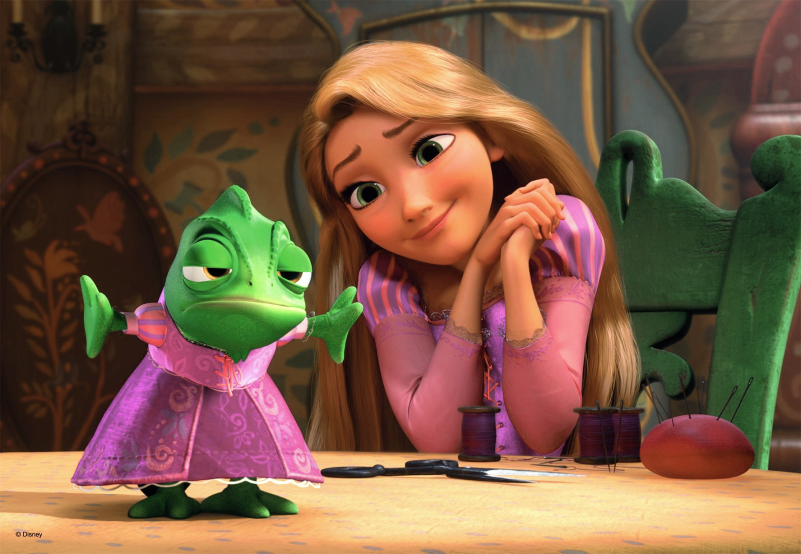 Picture of Tangled Rapunzel