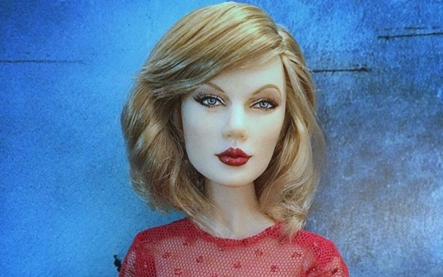 taylor swift doll