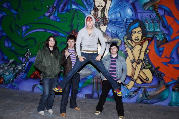 Fall Out Boy - West London Skate Park