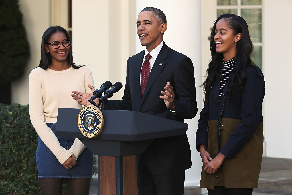 President Obama Pardons National Thanksgiving Turkey