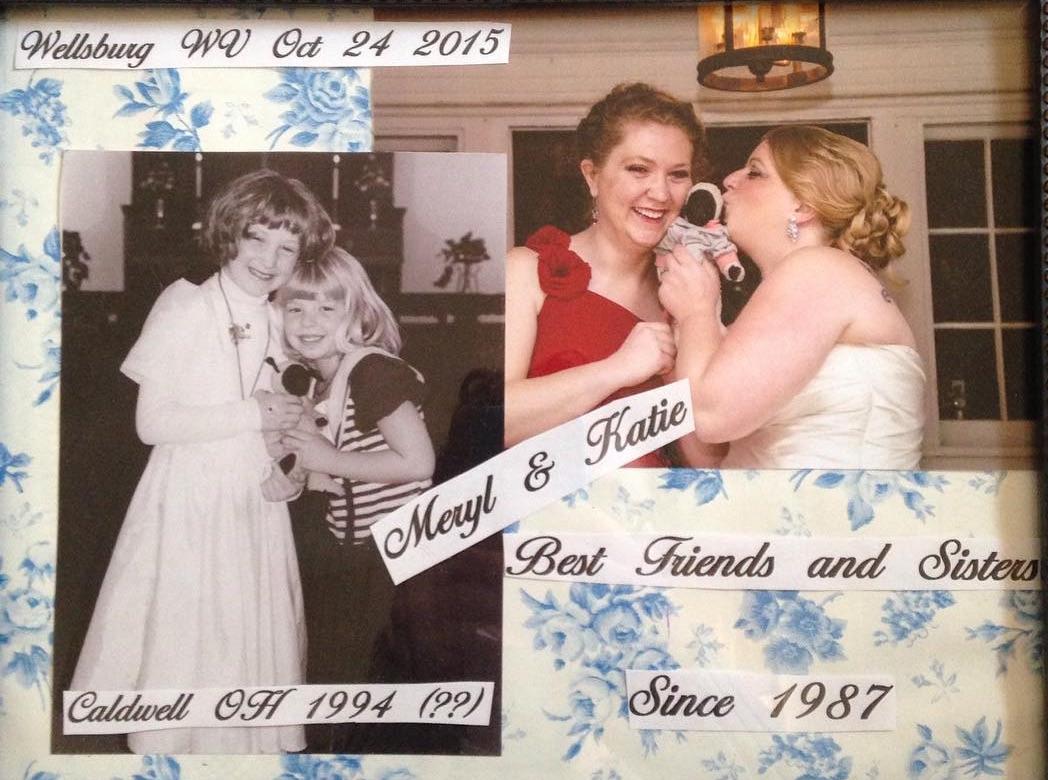Meryl and Katie wedding