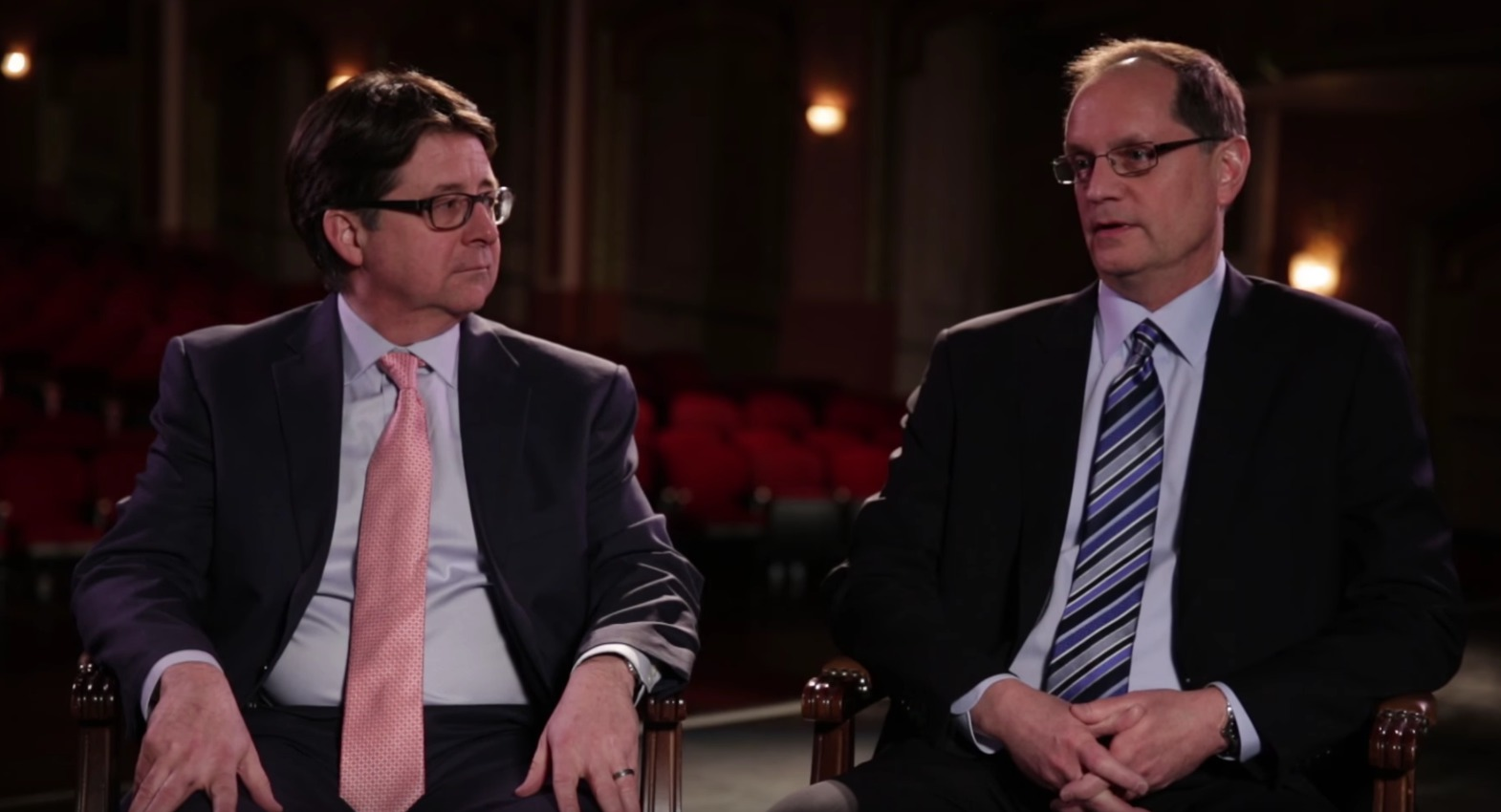 Picture of Dean Strang and Jerry Buting