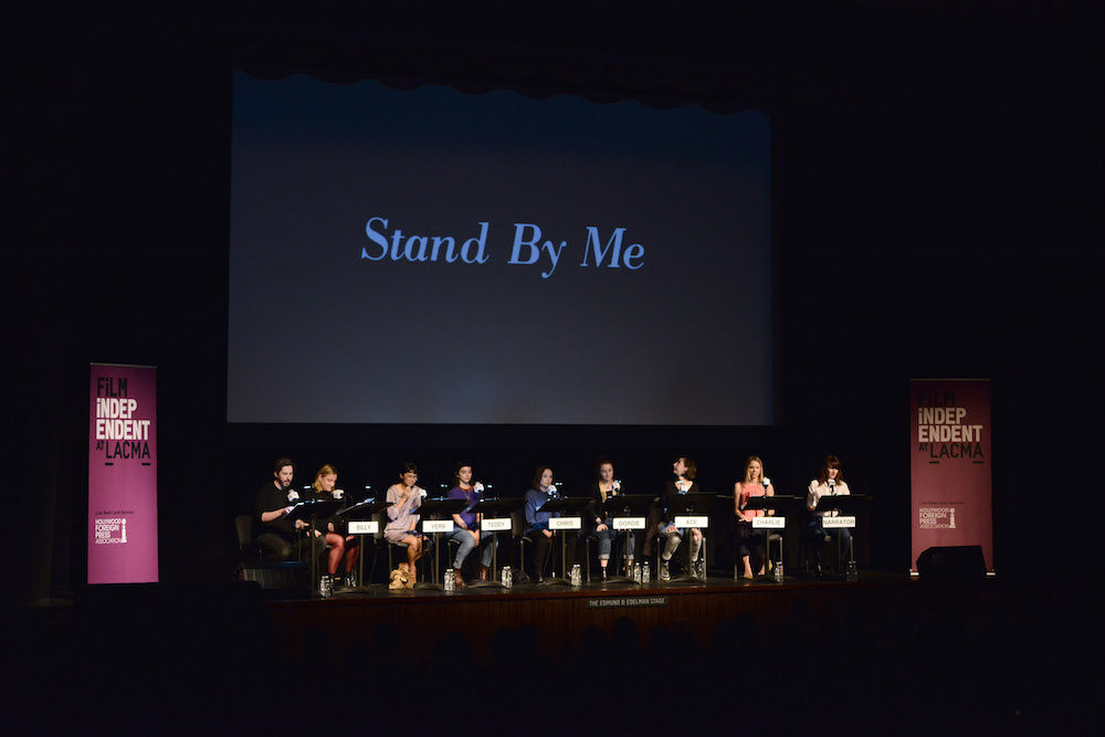 """""""Film Independent At LACMA - Live Read"""""""