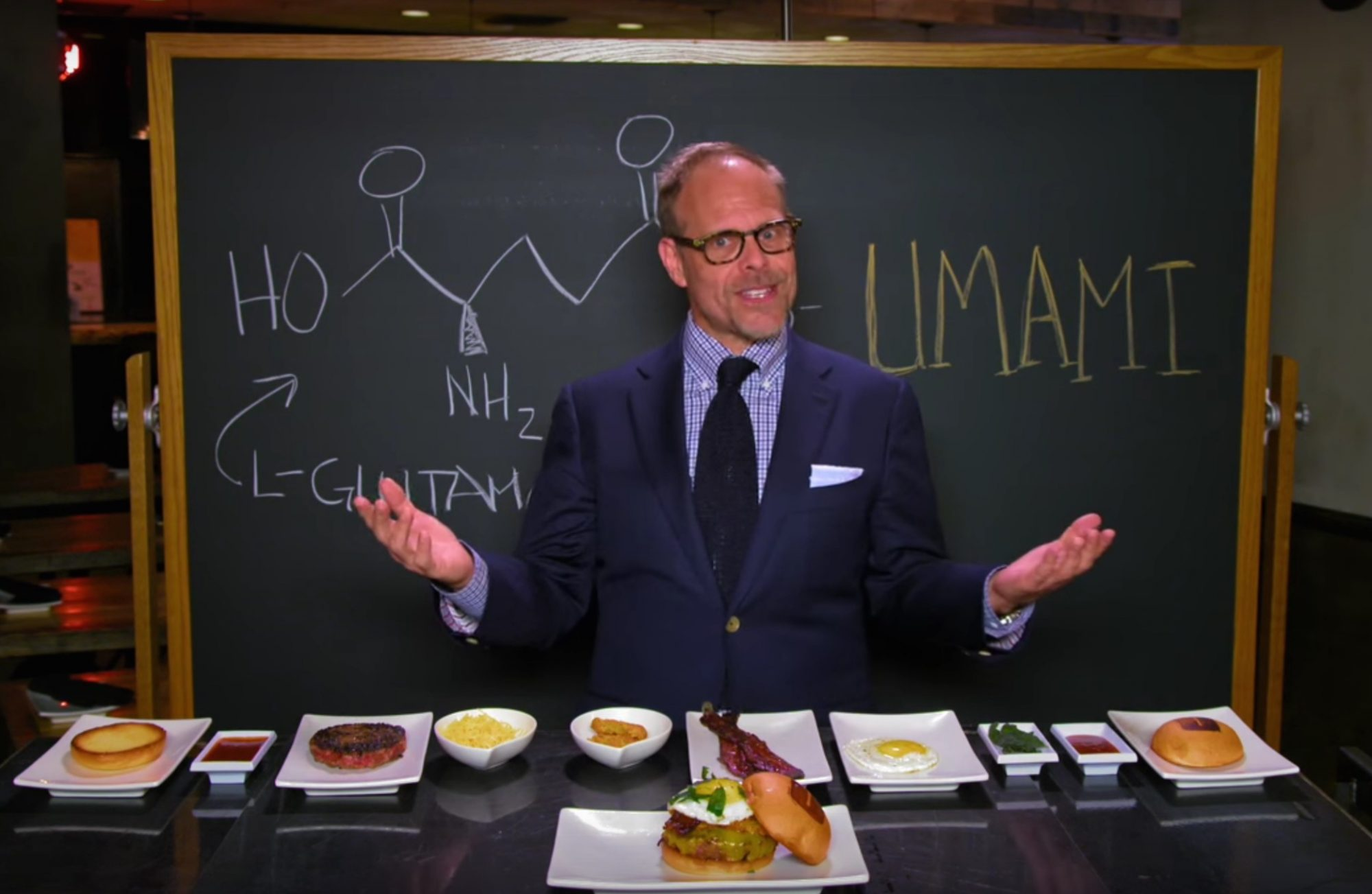 Alton Brown Umami Burger