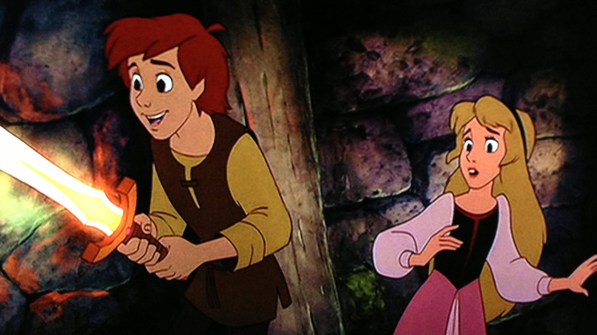 The Black Cauldron live-action