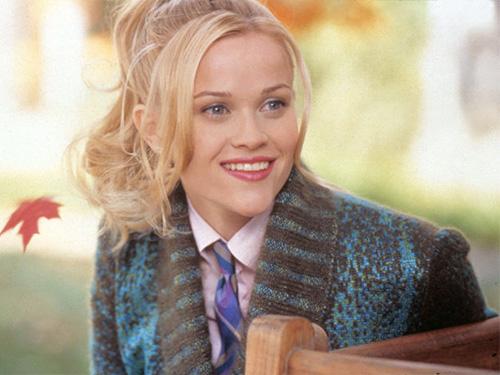 elle woods legally blonde