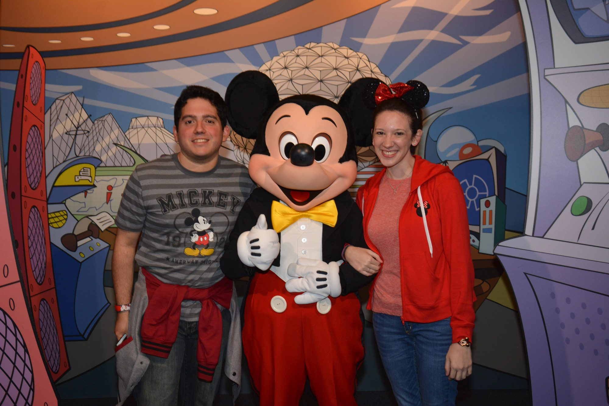 Mickey and Us