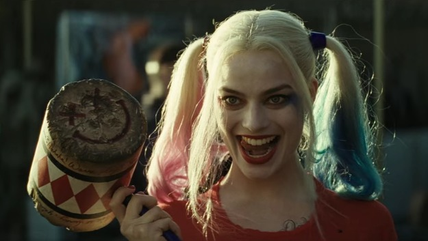 Picture of Suicide Squad Harley Quinn Mallet