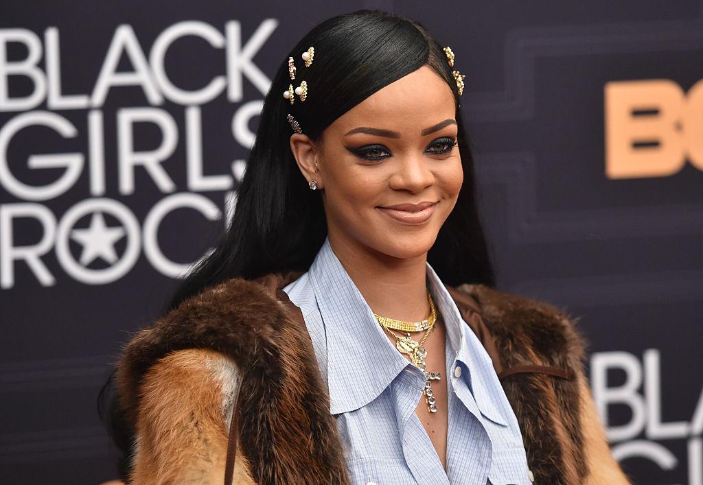 Rihanna's makeup line