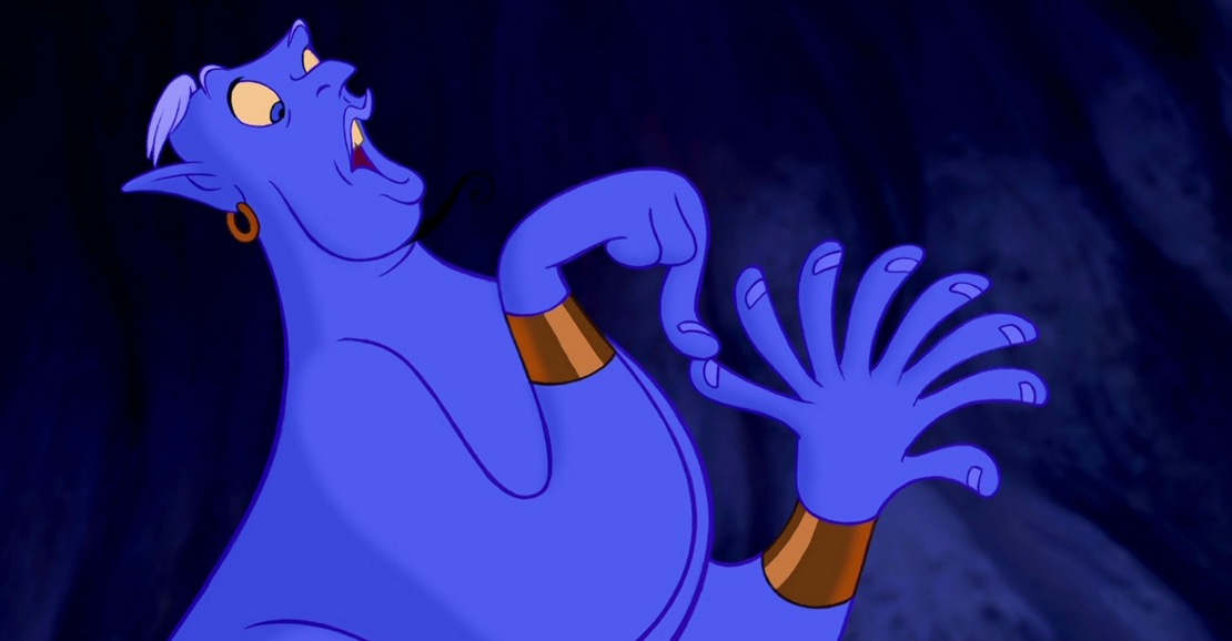 genie counting
