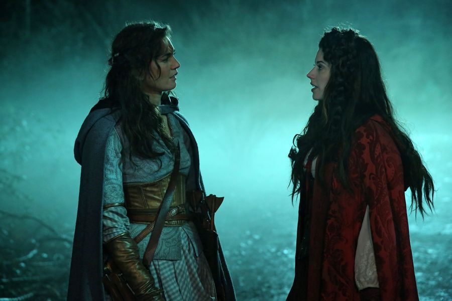 Picture of Ruby and Dorothy Once Upon a Time