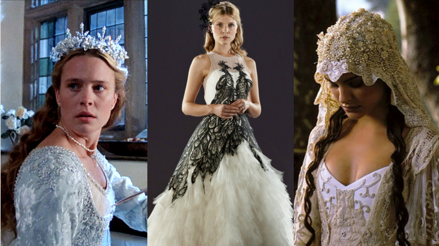 Movie Wedding Dress 00