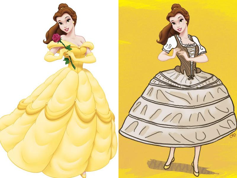 disney princess underwear  copy