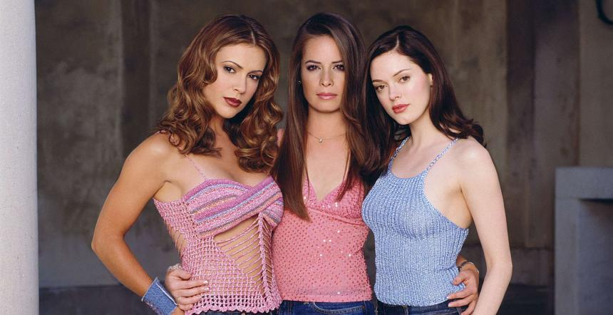 Picture of Charmed Cast