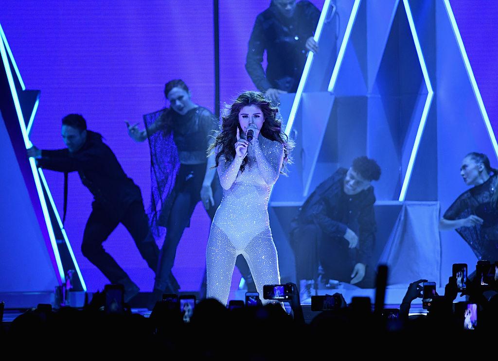 "Selena Gomez ""Revival World Tour"" Opening Night Las Vegas"