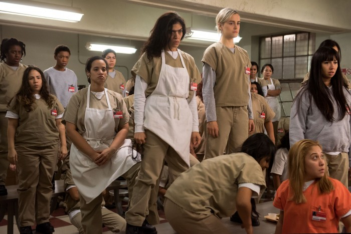 orange is the new black trailer